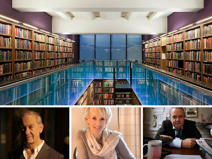 Join Top Authors For A Celebration Of London Literature