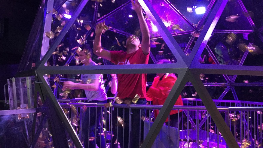 Review: Start The Fans Please, The Crystal Maze Is Back And It's A-maze-ing