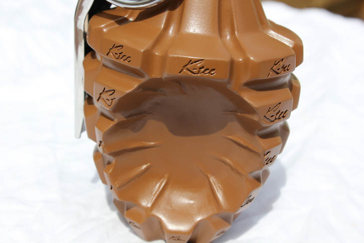 Chocolate Hand Grenades: The Art Of K-Tee
