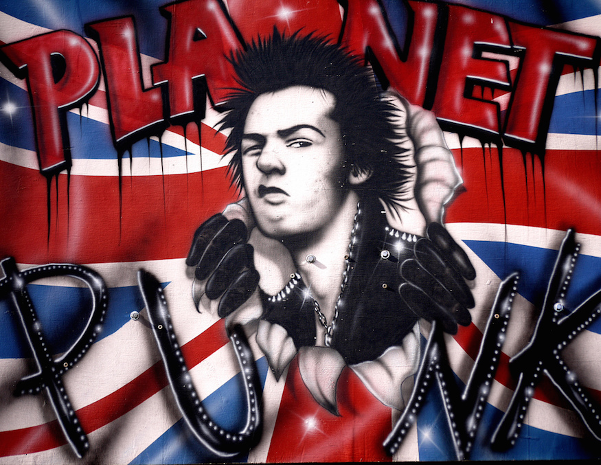 Museum Of London Calling All Punks