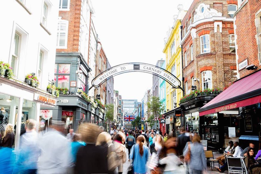 Bag Yourself A Bargain At Carnaby Style Night