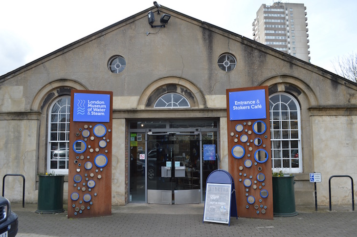 London Museum Of Water And Steam Packs Some Impressive History