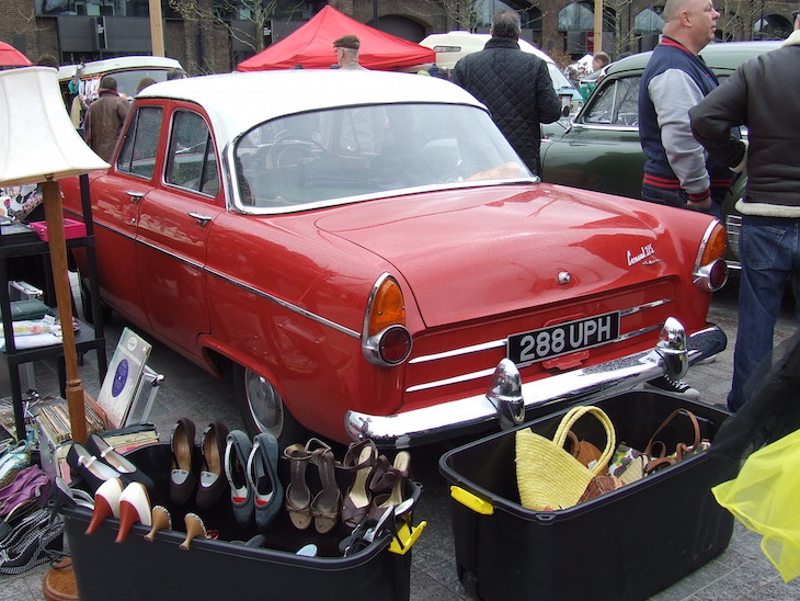 The Classic Car Boot Sale In Photos Londonist