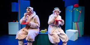 Review: Extraterrestrial Fun For Under 5s In The Polar Bears Go Up