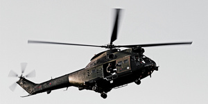 If You See A Load Of Helicopters Over London This Afternoon... Don't Panic