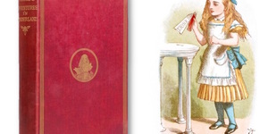 Rare Alice In Wonderland Books To Go On Display (For Just 4 Days)