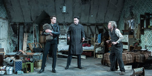 Review: Spall Moves Effortlessly From Harry Potter To Harold Pinter