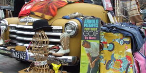The Classic Car Boot Sale In Photos