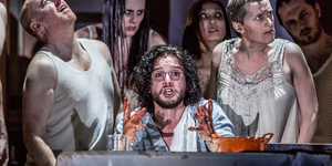 Review: Kit Harington Is Bloody Great In A Grotesquely Entertaining Doctor Faustus