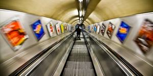 Major Escalator Disruption At Euston From Next Week