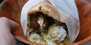 A Falafel Festival Is Coming To London In May