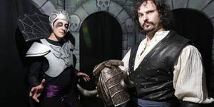 Kids' TV Show Knightmare Comes To The South Bank