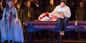 The Audience Booed Lucia Di Lammermoor, But The Gore Isn't The Real Problem: Review