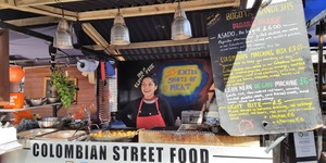 A Gluten-Free Street Food Festival Is Coming To Camden In May