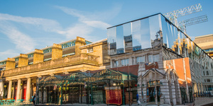 Covent Garden Has Been Covered In Giant Mirrors