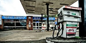 The Death And Rebirth Of London's Petrol Stations