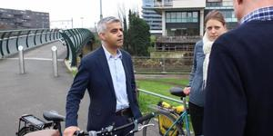 """Sadiq Khan: """"Londoners Think All Mayors Can Do Is Act A Buffoon"""""""