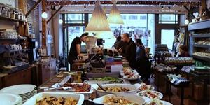 London's Best Greek Restaurants
