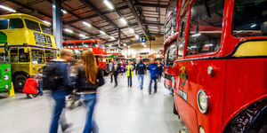 Explore The A To Z Of London At London Transport Museum's Depot