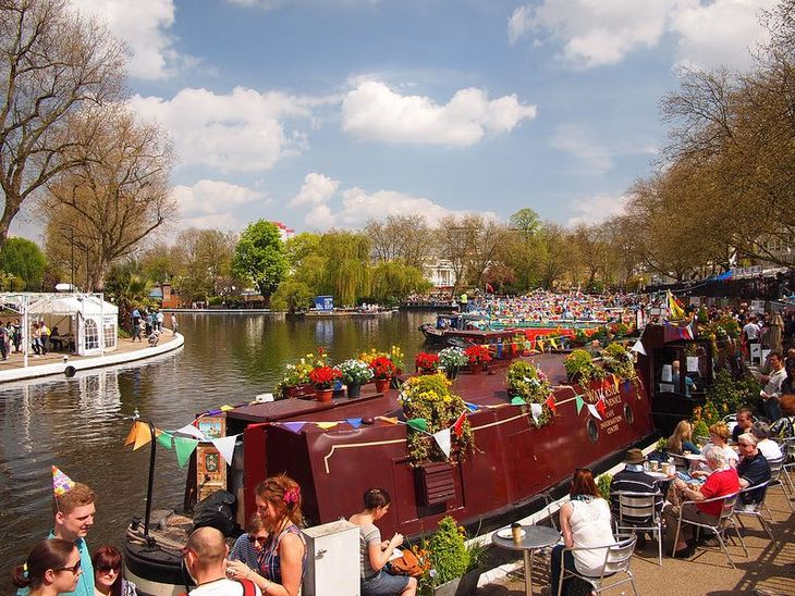 All Aboard For The Canalway Cavalcade