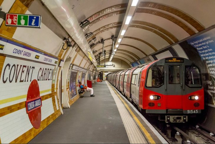 London's Unusual Tube Roundels