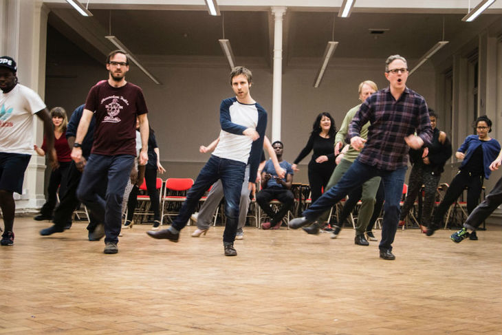 See A Broadway Musical Reimagined At Bishopsgate Institute