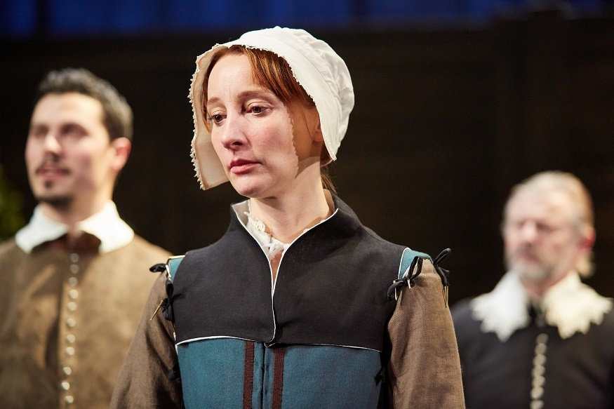 Review: Shakespeare's Daughter Stars In Jacobean Sex Scandal