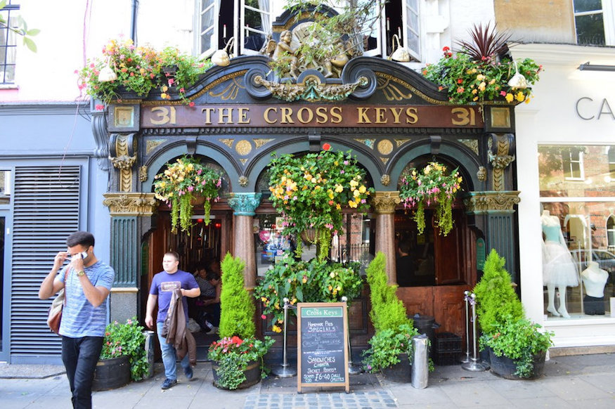 The Best Pubs In London's West End