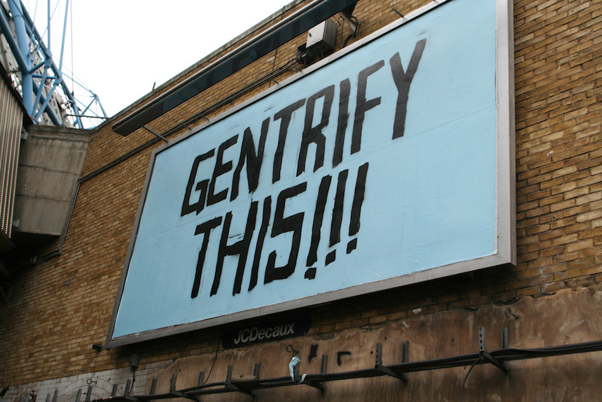 Is Gentrification Always Bad? Talk Seeks To Find Out
