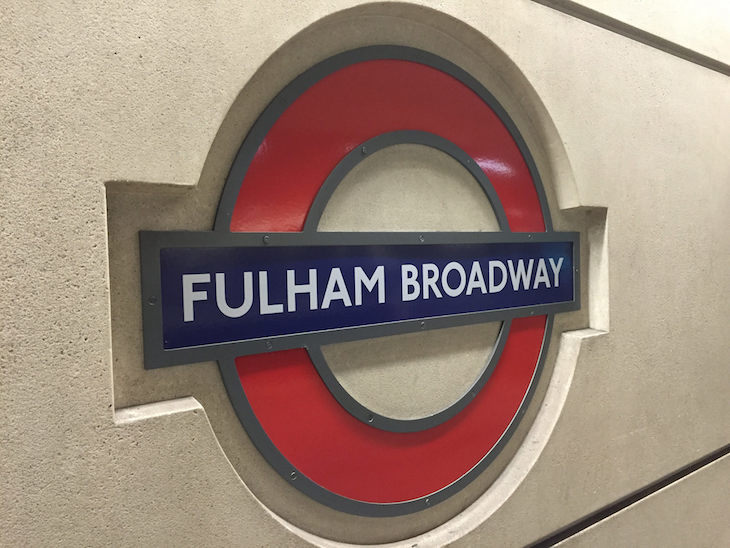 How many of these unusual tube roundels have you spotted?