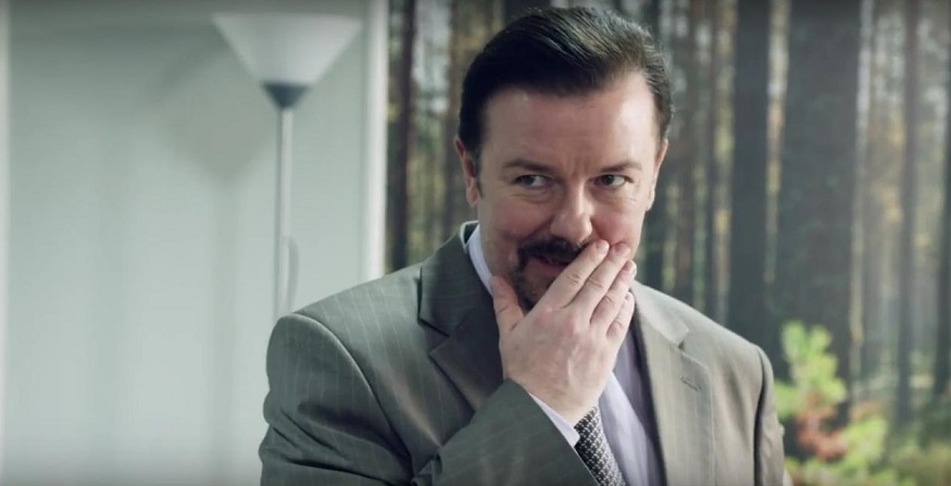 David Brent Is Cumin (Apparently) In Life On The Road: New Trailer
