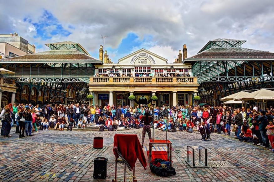 11 Things You May Not Know About Covent Garden