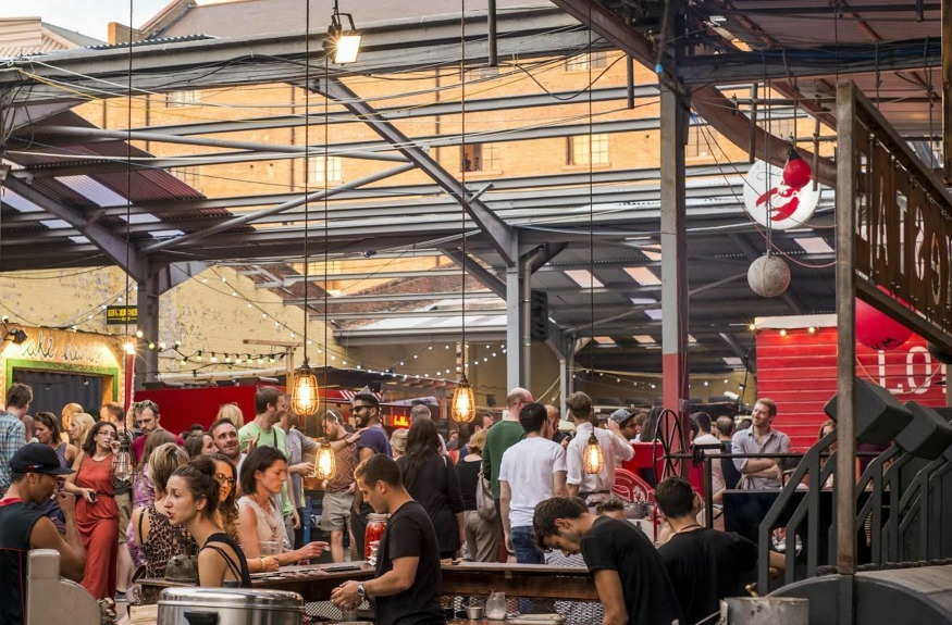 Dalston Yard Street Food Market Returns Next Weekend