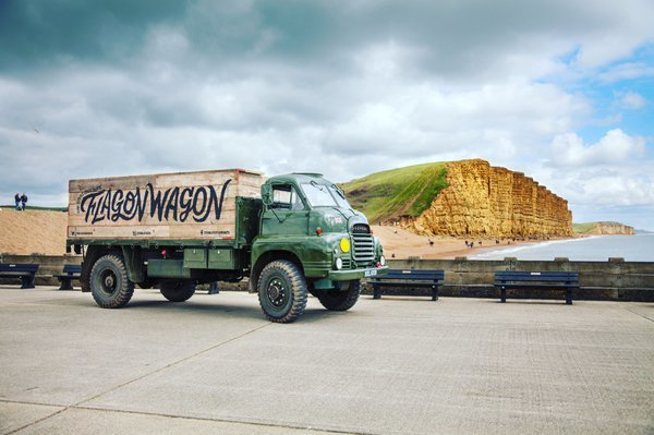There's A Truck Giving Out Free Cider Across London