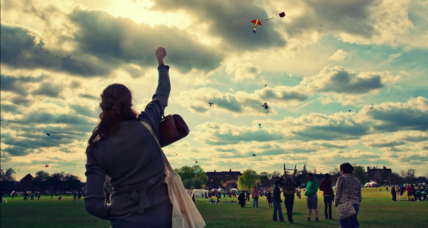 Go Fly A Kite At Streatham Common Kite Day