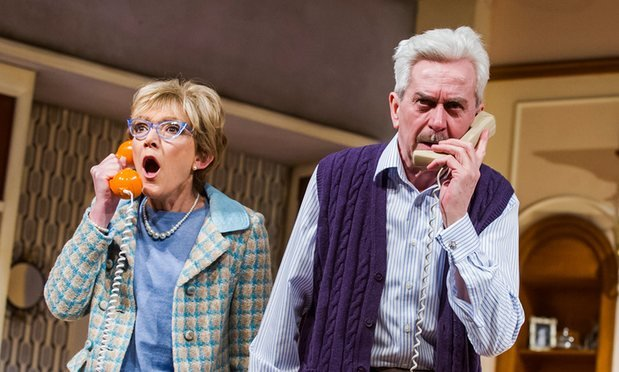 Review: Ayckbourn's Adulterous Romp Is A Hilarious Affair