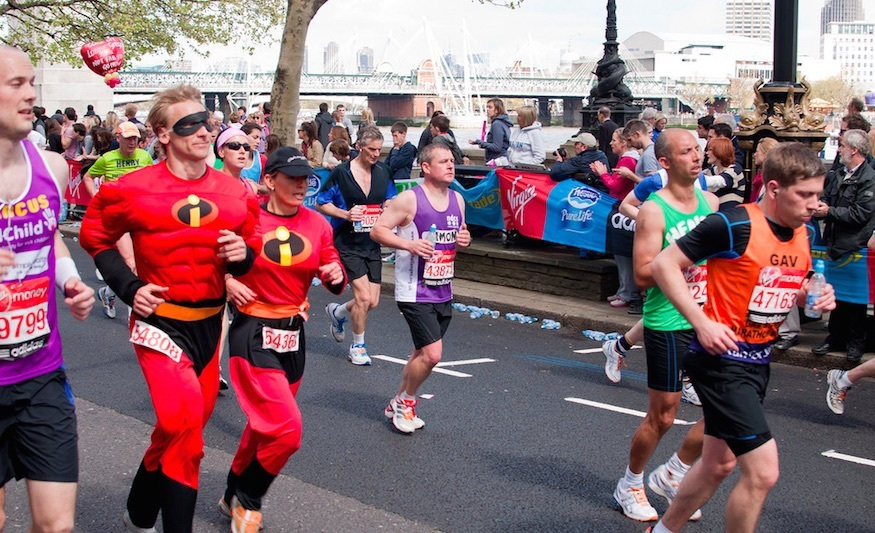 Where To Watch This Year's London Marathon