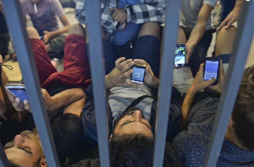 Refugee Crisis? There's An App For That