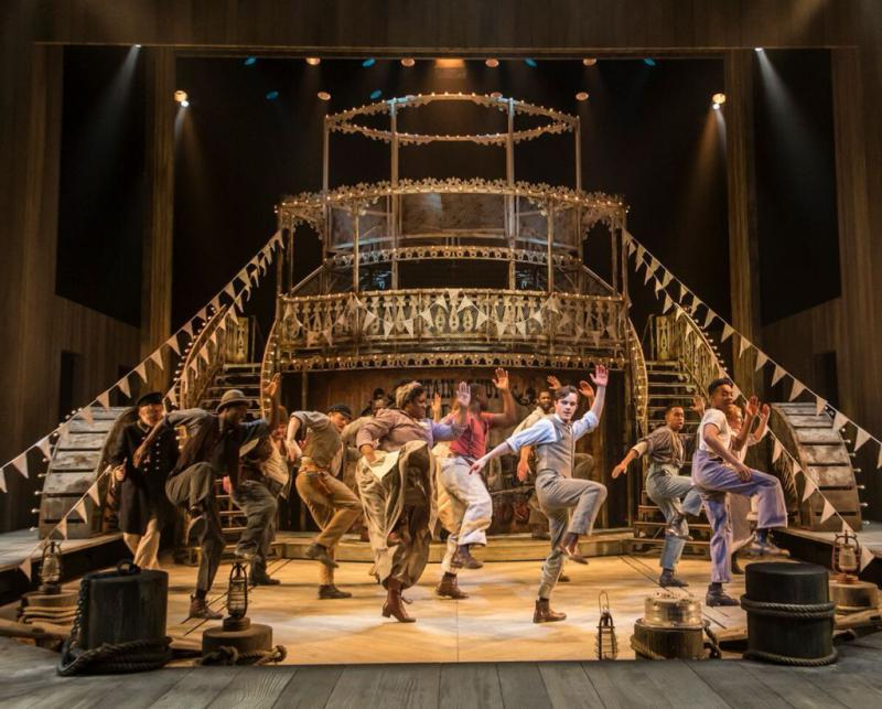 Review: Show Boat Sails Into London, Packed With Polish And Pizzazz