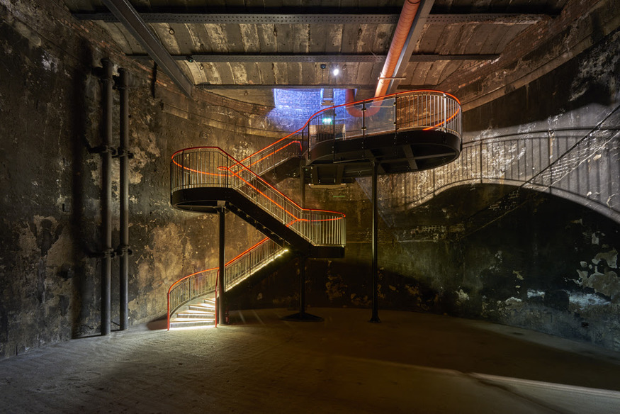 Behold The Brunel Museum's New Staircase