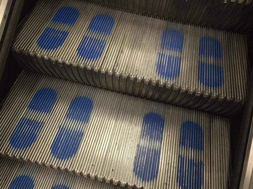 Holborn 'Stand Both Sides Of The Escalators' Trial Back From Today
