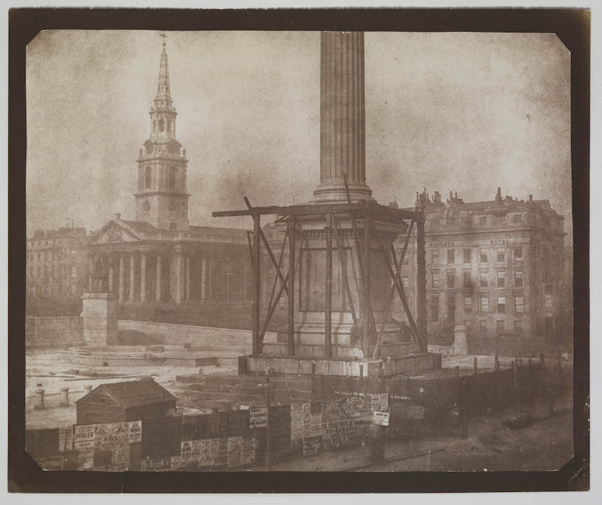 What Fox Talbot Could Have Done With >> See Some Of The Earliest Photography Of London Londonist