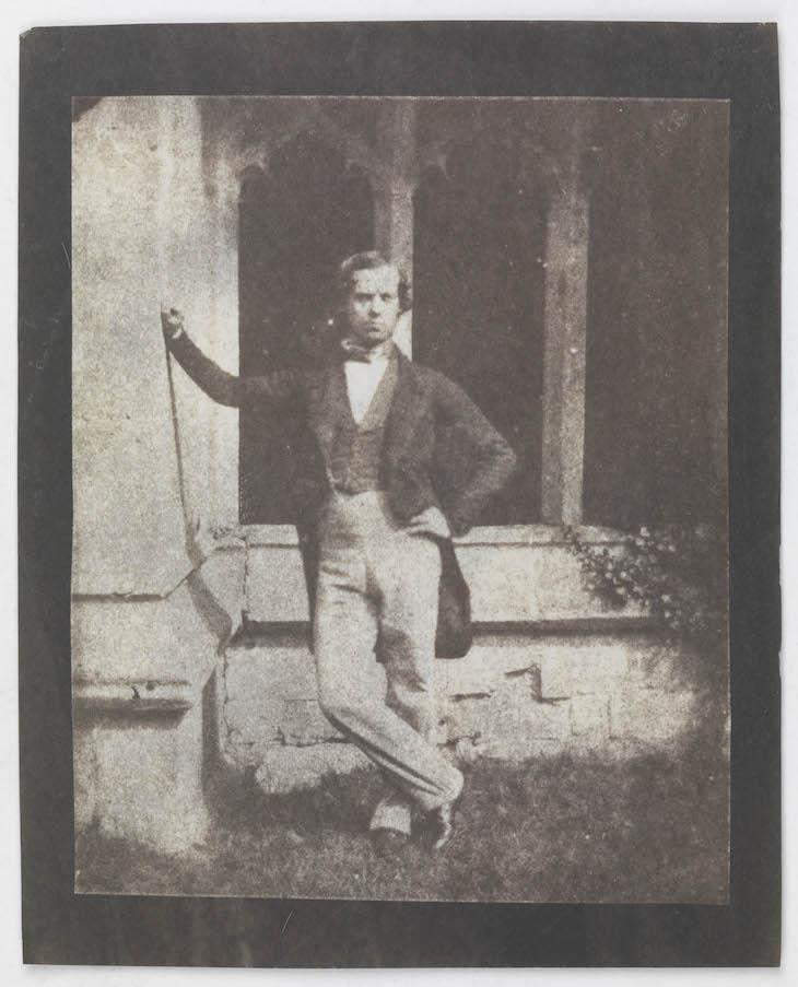 1841 photo of Nicolaas henneman.
