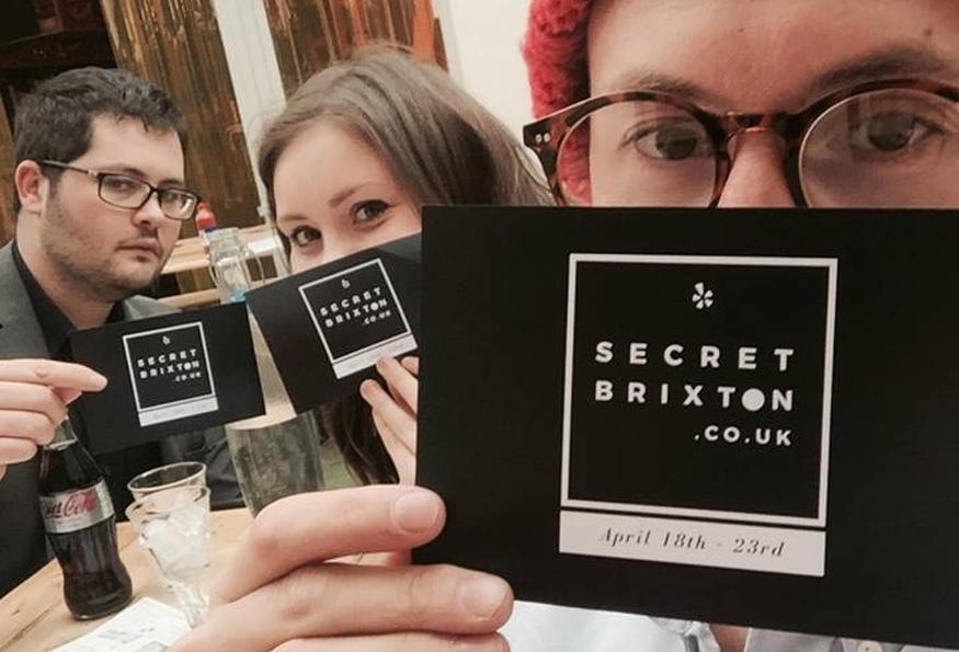 Get Free Food And Drink In Brixton