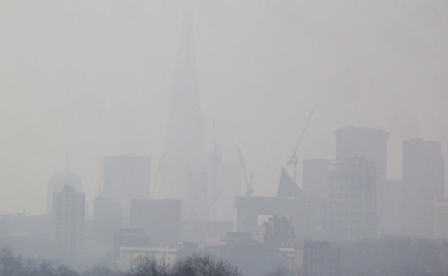 How Do Mayoral Candidates Score On Air Pollution?