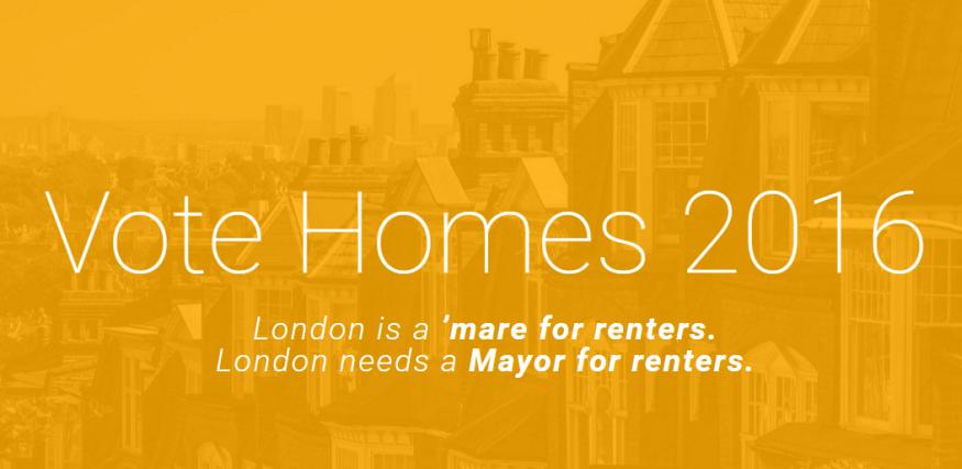 If You Rent In London, You Should Watch This Election Hustings Video