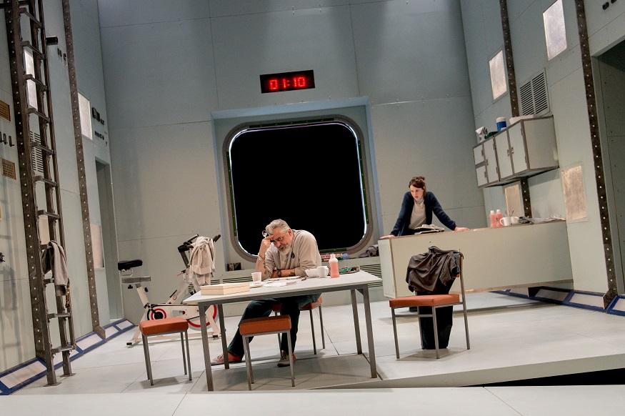 Review: Sci-Fi Play Set On Pluto Feels A Bit Distant