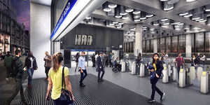 This Is What Crossrail Stations Will Look Like