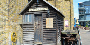 Which Is London's Smallest Museum?