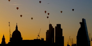 50 Hot Air Balloons To Sail Over Central London